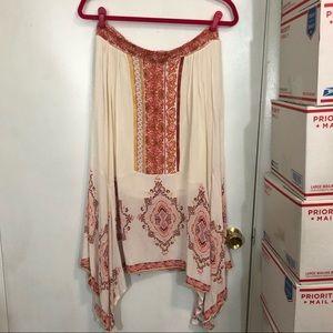 Cato Printed Skirt